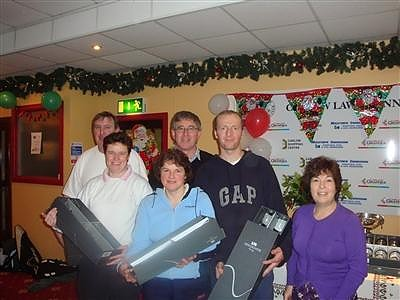 Leinster Provincial Towns Cup 2009. Athy took second place in division C