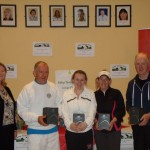 ATC Interfirms 2012 - A section runners-up, - Shane Spring, Laura Gibson, Mary Cavanagh, PJ Grogan
