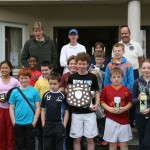 Athy Junior Tennis Championship 2012 Under 12 y.o. participants - September 15th 2012