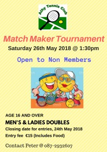 New Poster Match Tournament