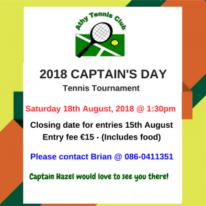 Captain Day 2018 Amended