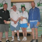 Tom Lane, Peter McDermott, Deirdre O' Connor & Sergiy Ksenych