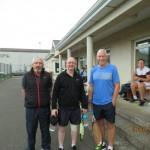 Eddie Brien, Pat Gaughan & John Goff