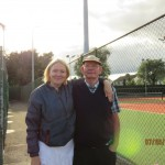 Karen Martin & P J Delaney