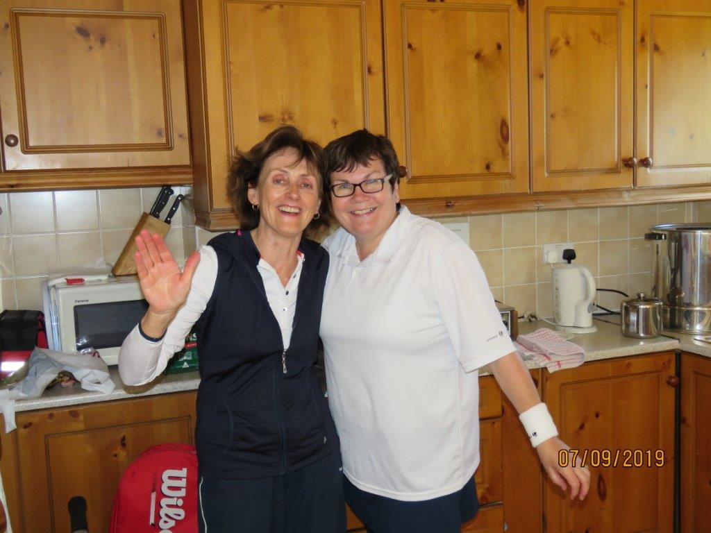 Maureen McCauley & Catherine Owens