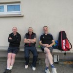 Pat Gaughan, Eddie Brien & Mick Dowd