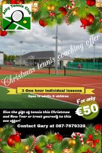 Gary tennis offer